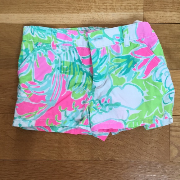 Lilly Pulitzer Other - Lilly Pulitzer kids shorts